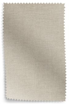 Textured Plain Light Natural Fabric Roll