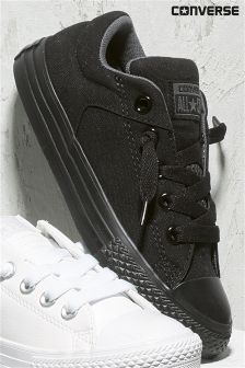 Converse All Star High Street Black