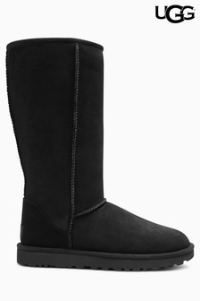 Black Ugg Black Classic Tall Boot