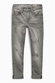 Distressed Super Skinny Jeans (3-16yrs)