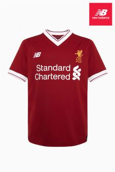 New Balance Liverpool FC 2017/18 Replica Jersey