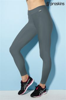 Proskins Slim Gym Charcoal Capri