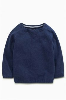 Crew Neck Top (3mths-6yrs)