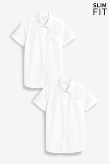 Boys White Shirts | Variety Of Size Available | Next UK