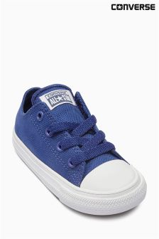 Converse Blue Chuck 2 Lo