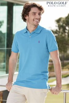 Ralph Lauren Polo Golf Sea Blue Pro Fit Polo
