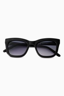 D Frame Square Sunglasses