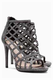 Cage Shoe Boots