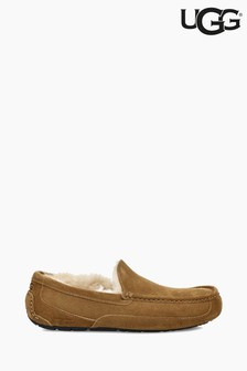 Ugg® Chestnut Ascot Moccasin Slipper