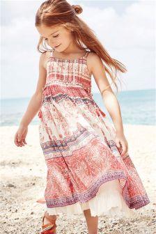 Paisley Maxi Dress (3-16yrs)