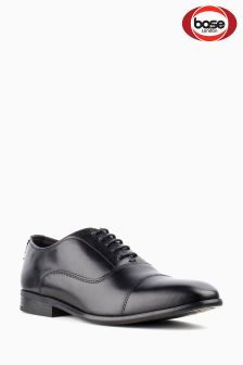 Base London Black Formal Shoe