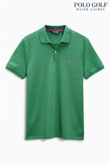Ralph Lauren Polo Golf Green Pro Fit Polo