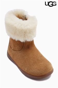 Ugg® Chestnut Jorie II Zip Up Boot