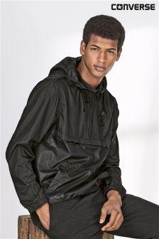 Converse Black Packable Jacket