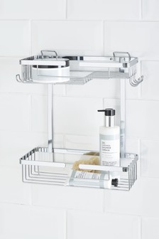 2 Tier Bathroom Caddy
