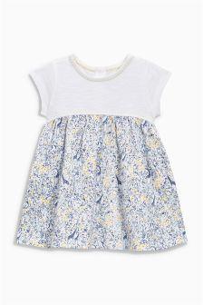 Jersey Print Dress (0mths-2yrs)