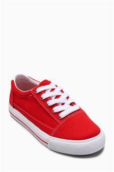 Skate Lace-Up Shoes (Older)