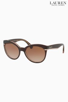 Ralph By Ralph Lauren Tortoiseshell Cat Eye Sunglasses
