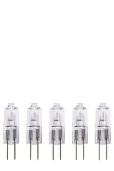 5 Pack 10W Halogen G4 Bulbs