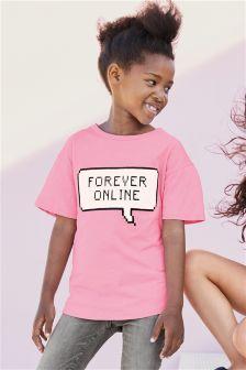 Forever Online T-Shirt (3-16yrs)
