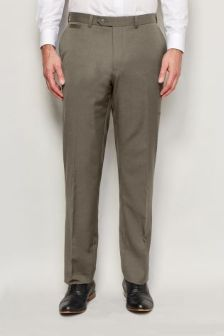 Wool Blend Jean Trousers