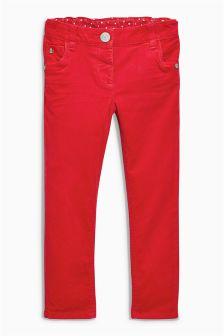 Cord Skinny Trousers (3mths-6yrs)