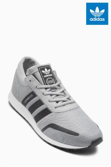 adidas Originals Grey/Black Los Angeles