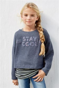 Sweater And Vest Set (3-16yrs)