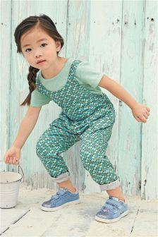 Playsuit With T-Shirt (3mths-6yrs)