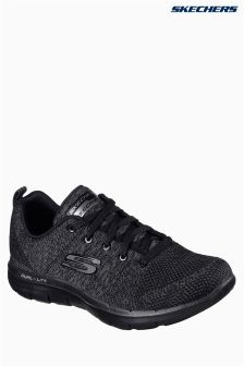 Skechers® Black Flex Appeal 2.0