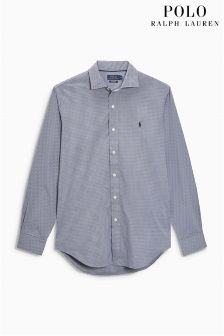 Ralph Lauren Polo Golf Grey Check Shirt