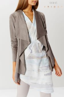 Coast Natural Jennifer PU Jacket