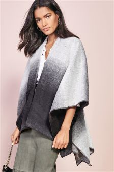 Charcoal Easy To Wear Cover Up