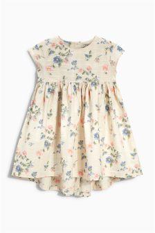 Floral Dress (3mths-6yrs)