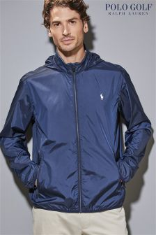 Ralph Lauren Polo Golf Navy Ultralite Anorak