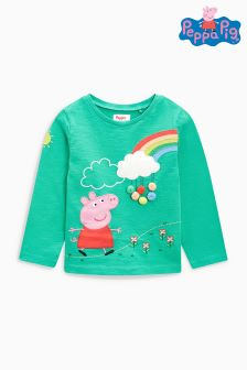 Peppa Pig T-Shirt (3mths-6yrs)