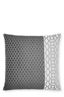 Woven Geo Cushion