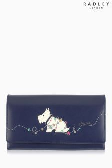 Radley® Navy In Lights Matinee Purse