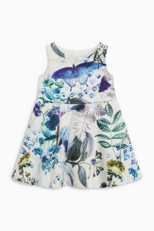 Print Prom Dress (3mths-6yrs)