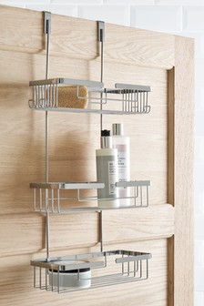 3 Tier Over Door Bathroom Caddy
