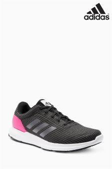 adidas Run Black/Pink Cosmic