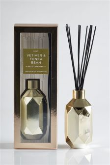 Vetiver And Tonka Bean 180ml Fragranced Diffuser