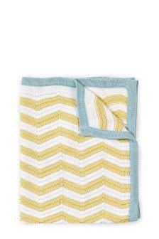 Little Zoo Blanket