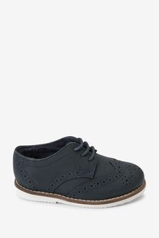 Leather Brogues (Younger Boys)