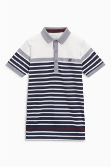 Stripe Polo (3-16yrs)