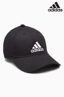 adidas Black Logo Cap