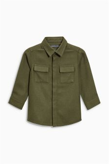 Utility Shirt (3mths-6yrs)