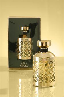 Gold Amber 75ml Eau De Parfum