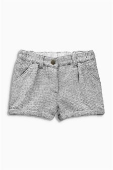 Textured Shorts (3mths-6yrs)