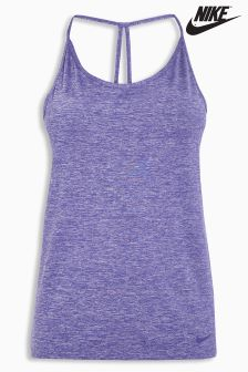 Nike Dark Iris Marl Cool Training Tank